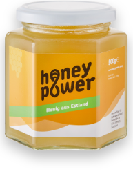 HoneyPower Honig
